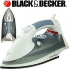 Black&Decker X775 1600Watts Iron 220 Volts