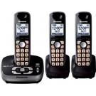 Panasonic KX-TG4033 B 4033 B Cordles Phone for 110/220volts