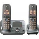Panasonic KX-TG4132M Cordles Phone for 110/220volts