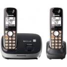 Panasonic KX-TG6512B Cordless Phone 110-220 volts