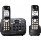 Panasonic KX-TG6582T Cordles Phone for 110/220volts