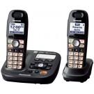 Panasonic KX-TG6592T Cordles Phone for 110/220volts