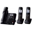 Panasonic KX-TG6643B Cordles Phone for 110/220volts