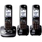 Panasonic KX-TG7533B 7533 B Cordles Phone for 110/220volts