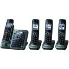 Panasonic KX-TG7644M Cordles Phone for 110/220volts
