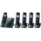 Panasonic KX-TG7645M Cordles Phone for 110/220volts