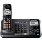 Panasonic KX-TG9381T 2 line 9381 t Cordles Phone for 110/220volts