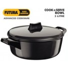 Hawkins L60 Hard Anodized Cook - N -Serve Bowl 3L