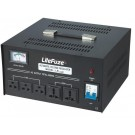LiteFuze LR-1500 Watt Step Up/Down Voltage Regulator/Stabilizer