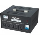 LiteFuze LR-5000 Watt Step Up/Down Voltage Regulator/Stabilizer