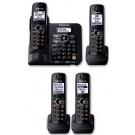 Panasonic KX-TG6644B Cordles Phone for 110/220volts