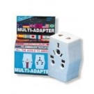 Multi Adapter Plug for USA