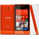Htc Windows Phone 8s Flame Red