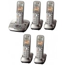 Panasonic KX-TG4025N Cordles Phone for 110/220volts
