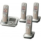 Panasonic KX-TG4134N Cordles Phone for 110/220volts