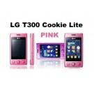 LG Cookie T300 Pink Unlocked Gsm Phone