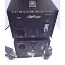 LiteFuze  VT-1500 VT1500 Watts Voltage Converter Transformer