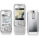 Nokia E66-2 White Steel US 3G Unlocked Gsm Phone