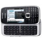 Nokia E75-2 US 3G Silver Black