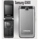 Samsung SGH-S3600 Silver Unlocked GSM Mobile Phone