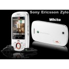 Sony Ericsson W20 Zylo Meteorite White Unlocked Gsm Phone