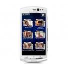 Sony Ericsson Neo V MT11a White US 3G Unlocked Gsm Phone