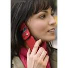 Sony Ericsson Z320i Crimson Red Color Phone Unlocked Gsm Phone