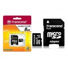 Transcend 8GB Micro SD Card