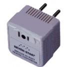 Seven Star 50 Watt 50watts general adapter converter transfomer (Outside USA)